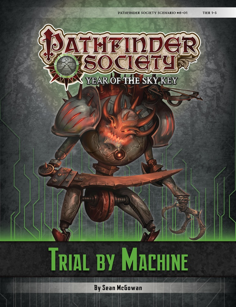 [PFS] 6–01: Trial by Machine