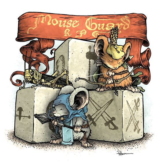 Mouse Guard - Раскол
